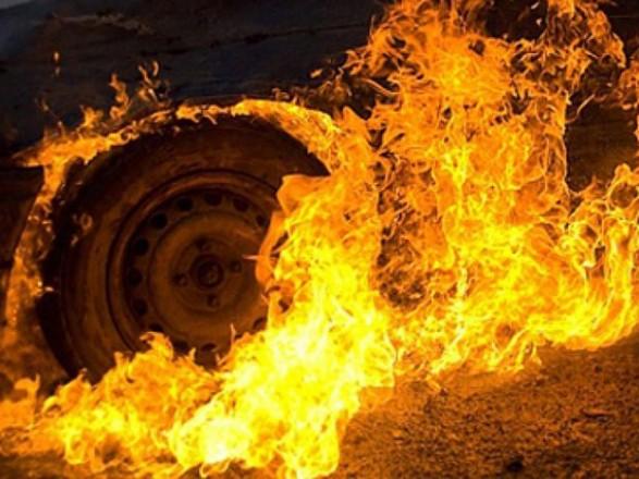 Невідомі спалили автомобіль судді 3