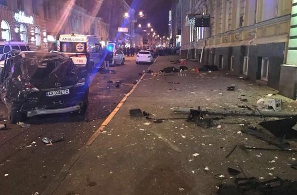 ДТП вХаркові: поліція повідомила, якпросувається розслідування