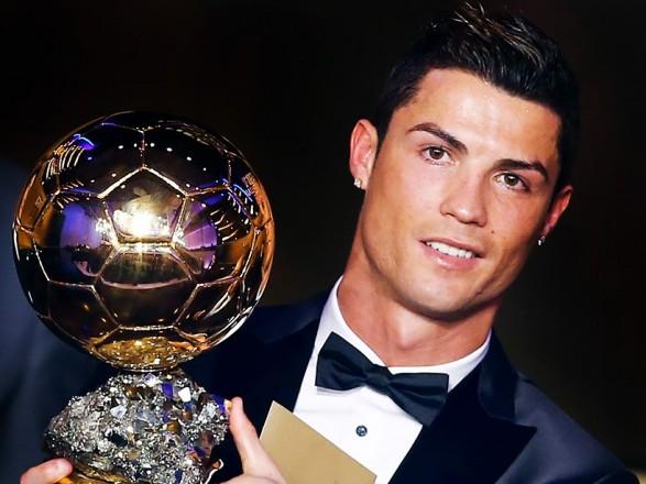УПарижі вручили цьогорічний «Золотий м'яч» найкращому футболістові планети