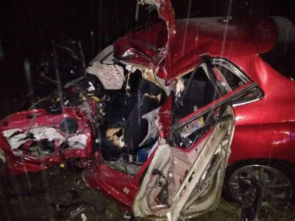 Автомобиль с иностранцами попал в ДТП в Житомирской области, есть жертвы