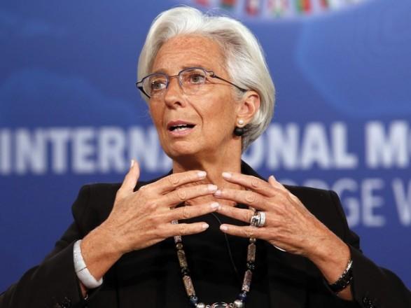 Глава МВФ закликала українську владу забезпечити незалежність антикорупційних структур