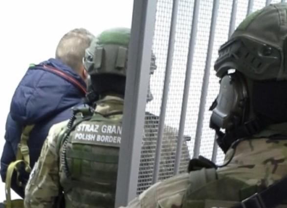 Польские пограничники задержали гражданина Украины, который находился в розыске
