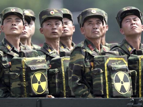 УКНДР заявили про неминучість війни наКорейському півострові