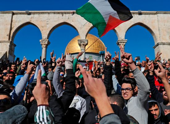 Спірний Єрусалим: палестинці протестують через рішення Трампа