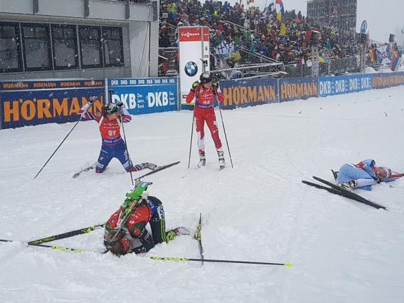 2-й етап Кубка світу з біатлону: дивитися онлайн трансляцію чоловічого спринту