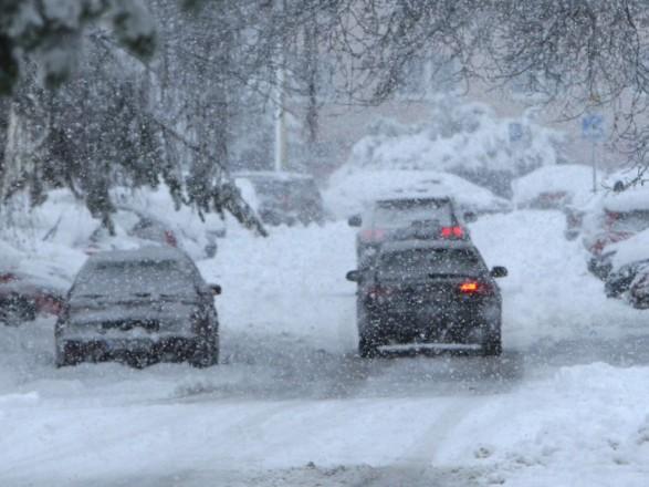 УКиєві погіршаться погодні умови: Унеділю очікується 3-5 смснігу