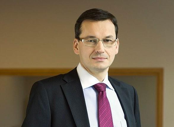 Новий прем'єр Польщі вперший день напосаді розповів про українських біженців