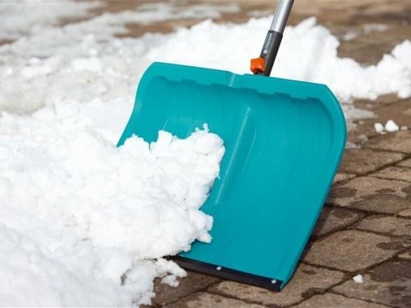 УКиєві занеприбраний сніг штрафуватимуть намайже 2 тисячі