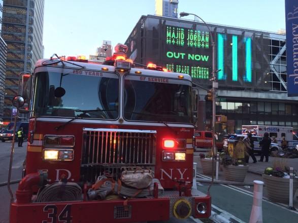 НаМанхеттені уНью-Йорку пролунав вибух: перші фото і відео