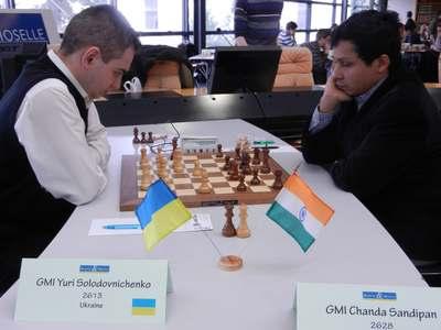 Украинский шахматист завоевал бронзовую награду на соревнованиях в Риме