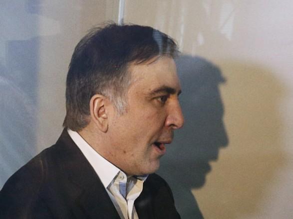 Прокуратура Украины неподозревает Саакашвили впопытке госпереворота