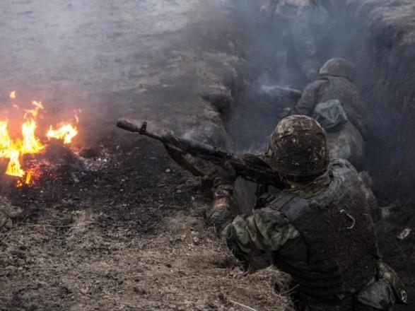 НаДонбасі бойовики здійснили вісім обстрілів, постраждалих немає - штаб АТО
