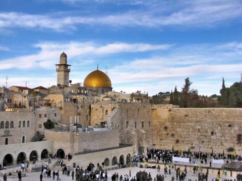 Ізраїль вже засудив проект резолюції Радбезу ООН щодо Єрусалиму