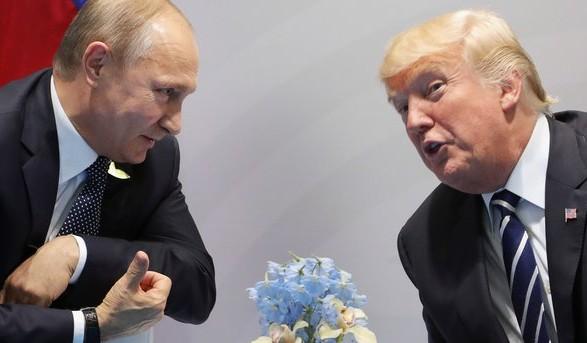 Путін зателефонував Трампу і теж подякував