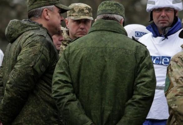 Росія виводить офіцерів СЦКК зДонбасу— заява МЗС