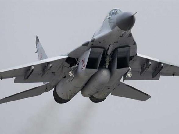 Польський винищувач МіГ-29 розбився під час заходу напосадку