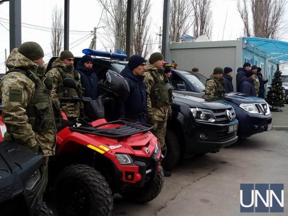 Прикордонники і митники України та Молдови розпочали спільний контроль авто на Одещині