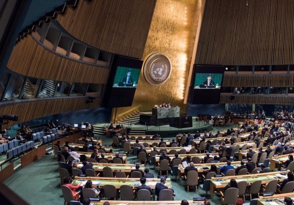МЗС: Генасамблея ООН схвалила найсильнішу резолюцію щодо Криму