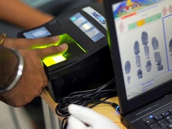 Ваеропорту «Київ» презентували новітню систему біометричного контролю іноземців