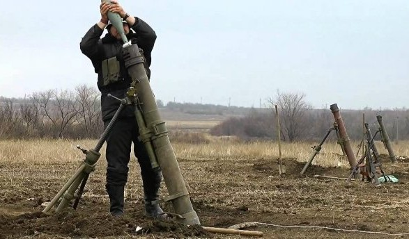 Електропостачання Травневого через обстріли бойовиками знову під загрозою,— штаб АТО