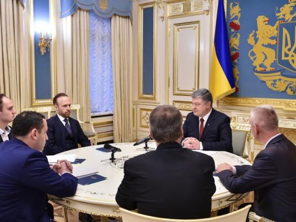 Президент отримав проект закону про Антикорупційний суд, який направить доВерховної Ради