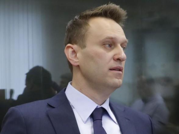 УМоскві ініціативна група висунула Навального напосаду президента Росії
