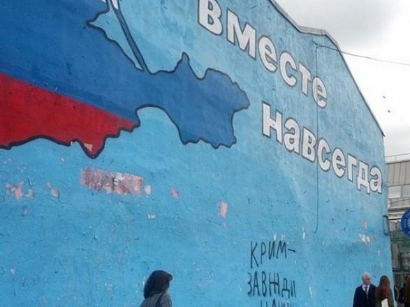 Біометричний контроль неторкнеться українців, які проживають уКриму