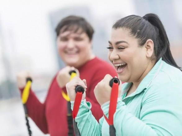 Ученые доказали, что полные люди чувствуют себя успешнее, чем худые