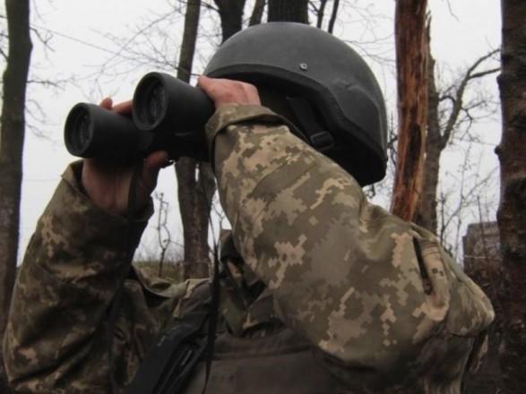 «Новорічне» перемир'я: Бойовики застосували зенітку біля Луганського