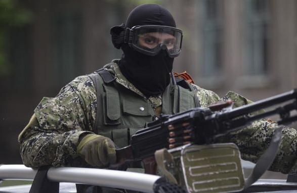 Бойовики упродовж дня тричі порушили перемир'я наДонбасі - штаб