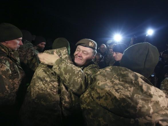 Звільнені зполону військовослужбовці пройдуть реабілітацію у військовому госпіталі вКиєві