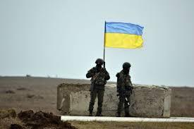 Минулої доби у зоні АТО зазнав поранень один український військовослужбовець
