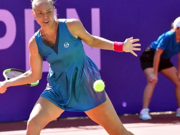 Тенісистка Бондаренко перемогла на старті кваліфікації змагань у Сіднеї