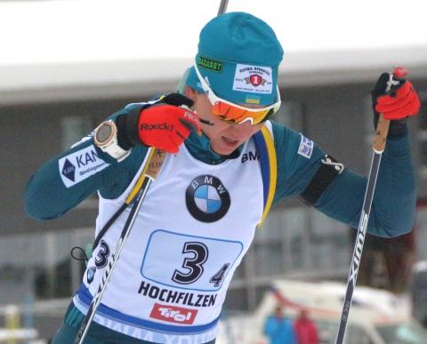 Шведские биатлонисты выиграли эстафету наэтапеКМ вОберхофе, жители России - четвертые