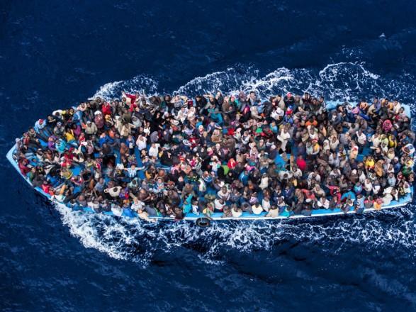 25 мигрантов погибли вкораблекрушении уберегов Ливии
