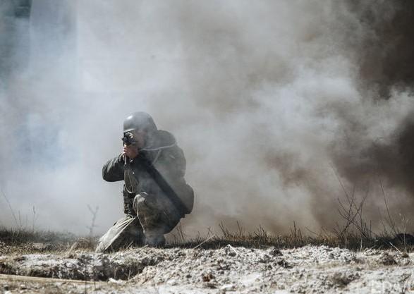У Міноборони розповіли про стан пораненого біля Станиці Луганської військового