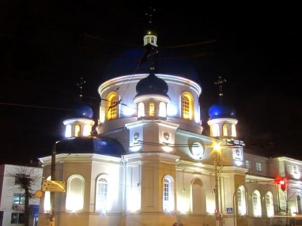 У Житомирі невідомі пограбували кафедральний собор