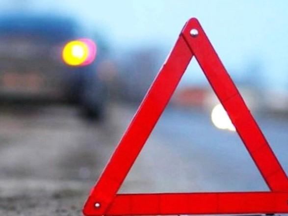У Києві зіткнулись два авто: є постраждалі