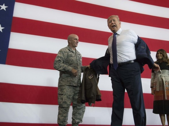 КИЇВ. 13 січня. УНН. США мають намір збільшити кількість ядерних  боєприпасів. Про це повідомляє УНН з посиланням на видання Huffington Post e6e7c82c0a6d7