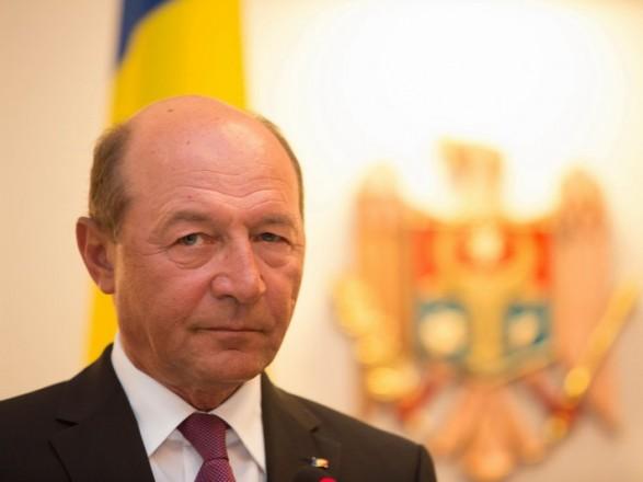 Экс-президент Румынии подготовил проект объединения сМолдовой