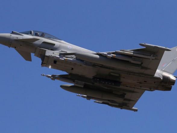 Бельгійські літаки перехопили два російські бомбардувальники над Північним морем