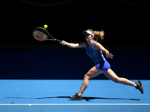 Українська тенісистка Світоліна вийшла удруге коло Australian Open