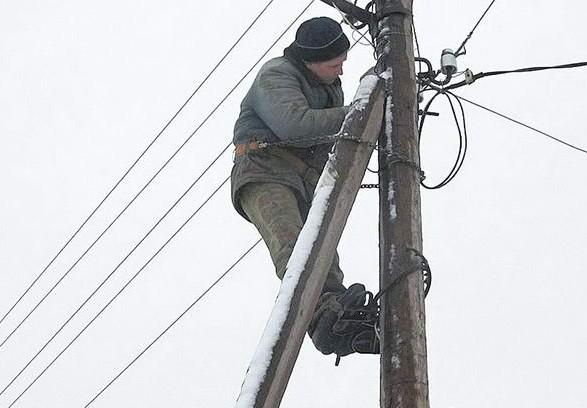Через негоду вУкраїні без світла залишаються 763 населених пункти,— ДержНС