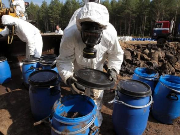У ВР запропонували ліквідувати перевізників токсичних відходів
