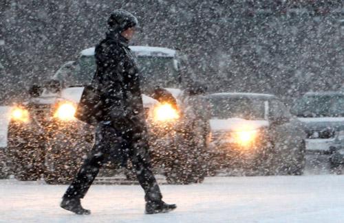 Усеми областях України очікується погіршення погодних умов з21 січня