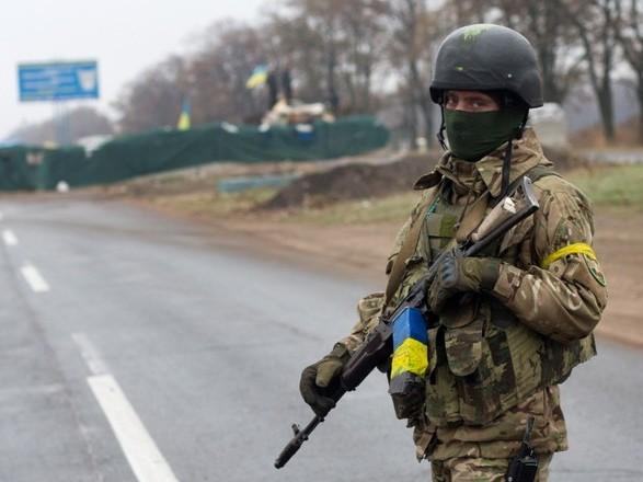 У зоні АТО один військовослужбовець ЗСУ отримав бойове травмування