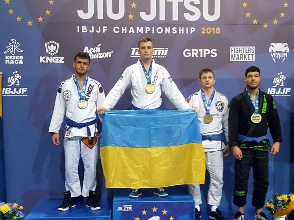 Українець виграв чемпіонат Європи збразильського джиу-джитсу