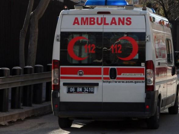 УТуреччині розбився автобус із туристами: 11 загиблих, півсотні поранених