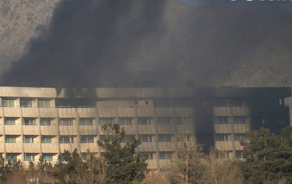 Серед постраждалих вIntercontinental уКабулі можуть бути українці - МЗС