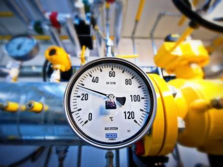 Україна зменшила запаси газу у ПСГ до 13,38 млрд кубів